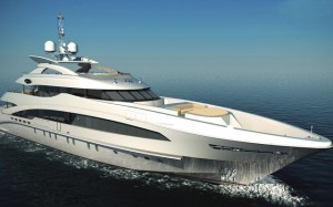 Ice Angel superyacht