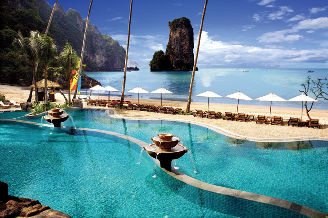 Centara grand beach resort &; villas krabi
