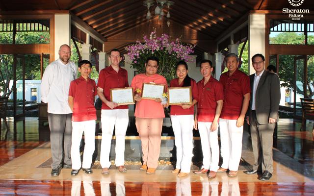 Sheraton-Pattaya-l--Florist-Winning