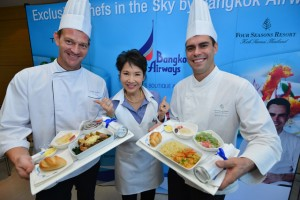 Exculusive Chef in the Sky by Bangkok Airways