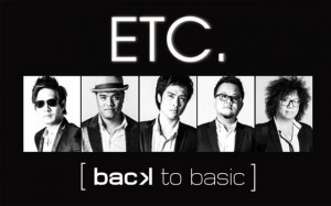 ETC. [back to basic] Concert
