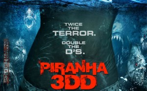 Piranha 3DD: The Sequel