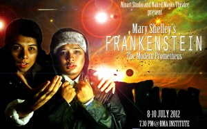  &#8230;.Mary Shelleys FRANKENSTEIN: The Modern Prometheus