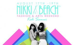 Nikki Beach Fashion & Arts Weekend