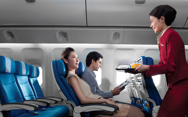 New Long Haul Economy Seat