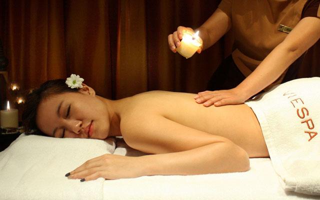 Body Candle Massage Oil_VIE Spa at VIE Hotel Bangkok