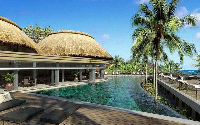 Centara Poste Lafayette Resort & Spa Mauritius - Pool View