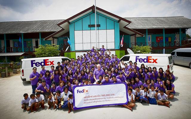 FedEx Adopt-A-School