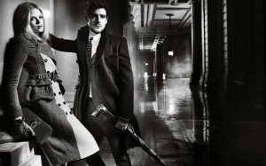 BURBERRY new Winter campaign
