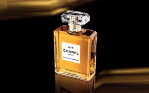 For The First Time CHANEL No 5