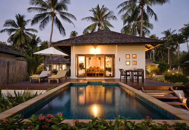 GLOW Elixir Koh Yao_Beachfront Pool Villa