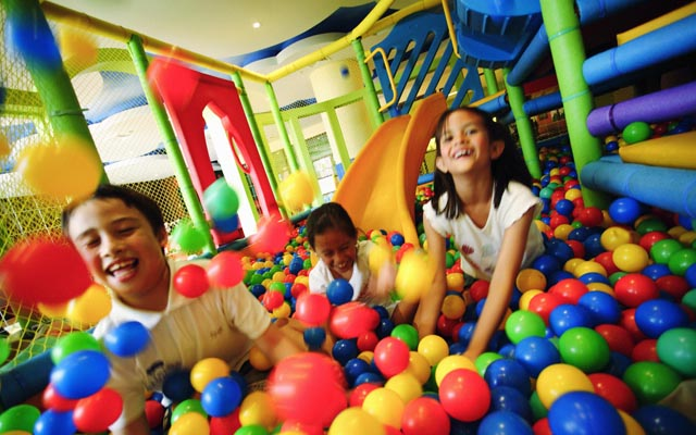 The Play Zone - Kids' Club