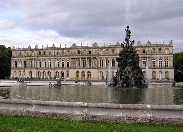 Картинки по запросу палацу Херренкімзеє»