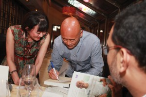 An Evening with Ken Hom @ MAISON CHIN, BANDARA SUITES SILOM