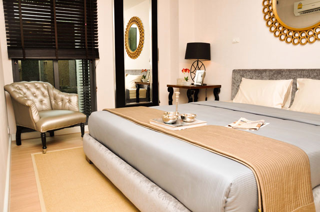 ตัวอย่างห้อง D25 พร้อมเฟอร์นิเจอร์จาก Villa Vinotto (5)