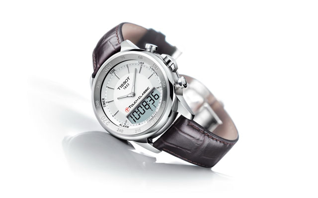 05 Tissot T-Touch Classic