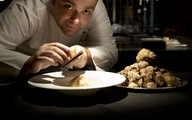 White Truffle Temptation