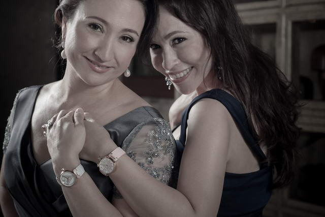 Ms. Marisa & Ms. Daranee Sukosol FACES of TAMBOUR by Louis Vuitton