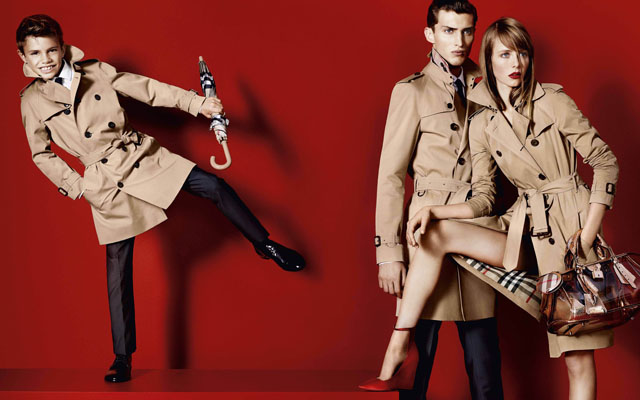 01 Burberry Spring_Summer 2013 Campaign