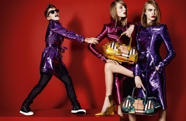 02 Burberry Spring Summer 2013 campaign