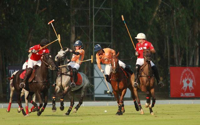 14 คู่ชิงชนะเลิศ Thai Polo Open 2013