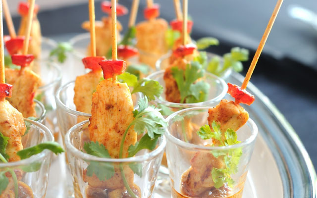 Novotel Ploenchit 'Taste of Thai Tapas'