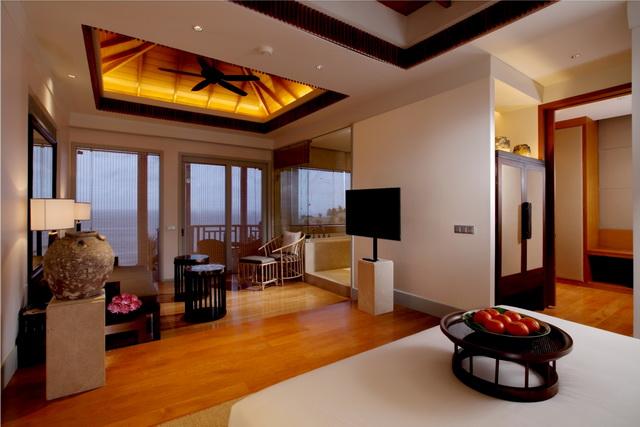 Regent Phuket Cape Panwa_Cape Suite living room