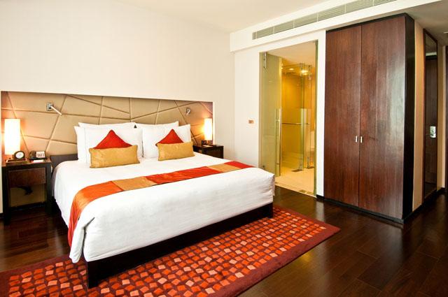 VIE Hotel Bangkok's Deluxe Room (3)
