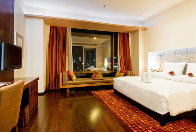 VIE Hotel Bangkok's Deluxe Room (8)