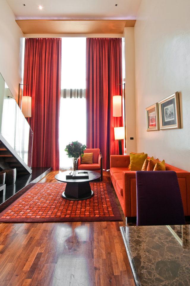 VIE Hotel Bangkok's Duplex Suite (1)