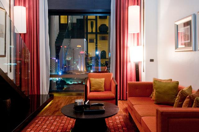 VIE Hotel Bangkok's Duplex Suite (2)