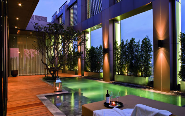 VIE Hotel Bangkok's Presidential Penthouse Suite1