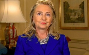 Hillary Clinton  65 
