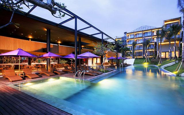 Centra Taum Seminyak Bali - Swimming Pool 1
