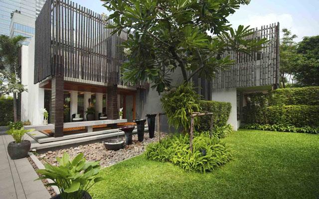 Spa Botanica_Exterior