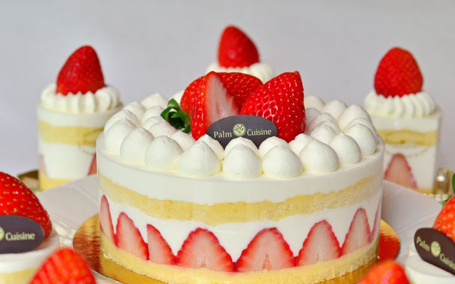 Strawberry Soft Cake Set_original