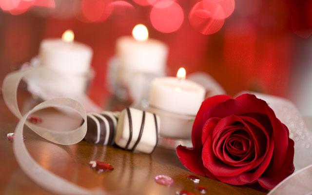 Valentine's Day 2013 Anantara resort and spa