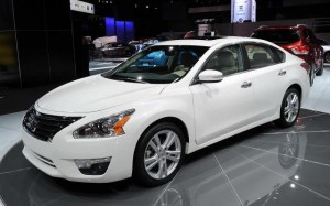 All New Nissan Teana