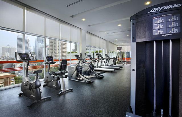 Amari Residences Sukhumvit_Fitness-01