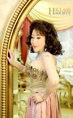 Hataithep Theeratada ซูซี่ หทัยเทพ ธีระธาดา Thailand Diva Hiclass Society 04