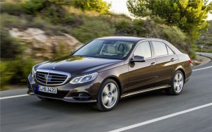 Mercides Benz The new E-Class