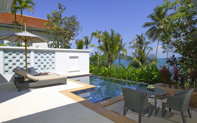Regent Phuket Cape Panwa Pool Villa terrace-1