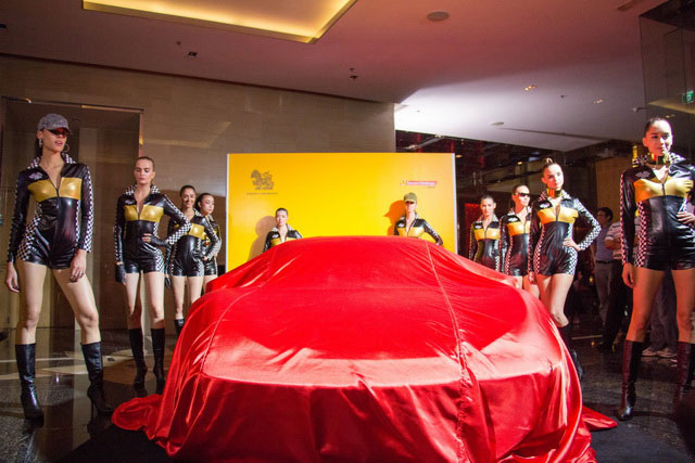 Singha Ferrari Challenge The Party    2
