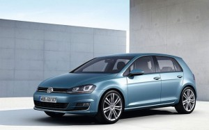 2013 Volkswagen Golf Mk7