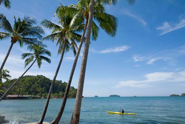 AEC Beach Kayak
