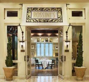 Rossini's Restaurant - Entrance-1