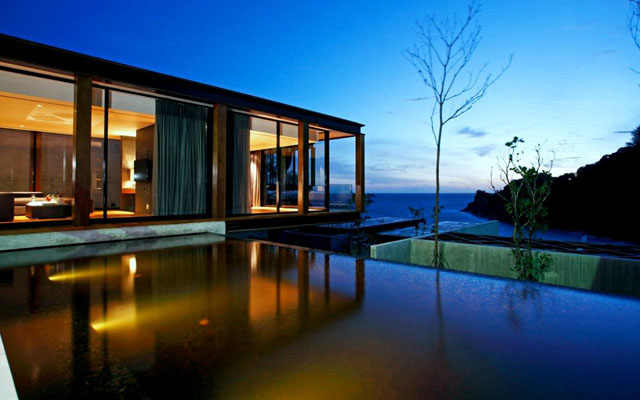 The Naka Phuket - Ocean View Pool Villa_re