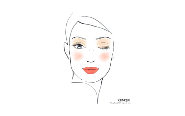 Clinique_Karen Walker Spring 2012 Face Chart FINAL1