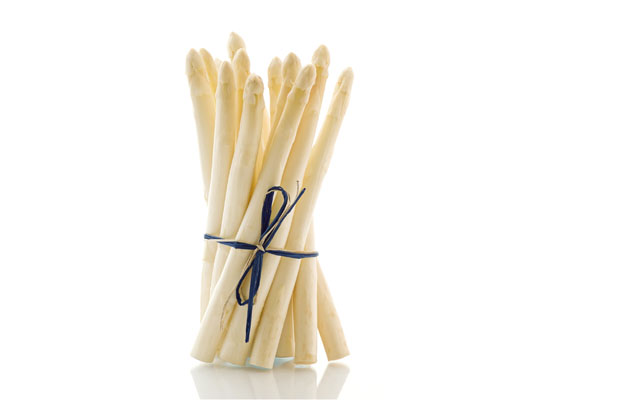 White Asparagus at Brio