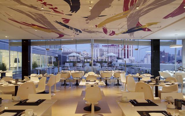 Centara Watergate Pavillion Hotel Bangkok - Cafe'9 - 1
